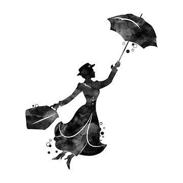 Mary Poppins by bittermoon