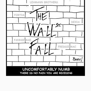 The Wall Street Fall by Bertu