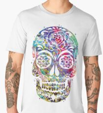 Sugar Skull Men's Premium T-Shirt