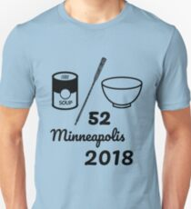 Soup Oar Bowl Minneapolis 2018 Unisex T-Shirt