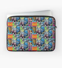 Doctor Who Comic Laptop Sleeve