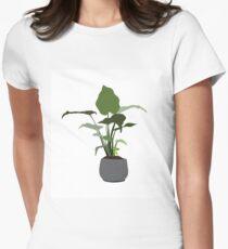 houseplant in a grey pot T-Shirt