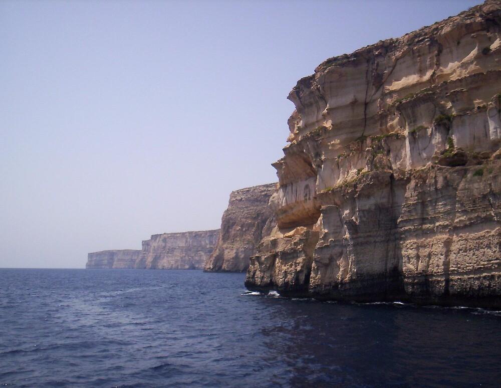 Cliffs by Julian Armeni