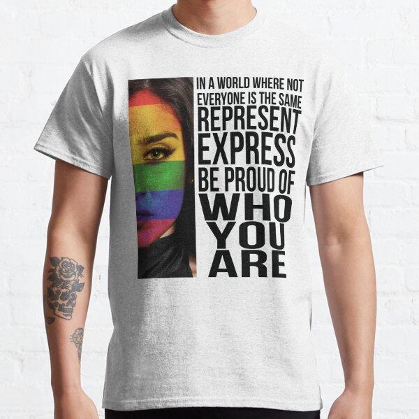 LAUREN JAUREGUI - REPRESENTACIÓN Camiseta clásica