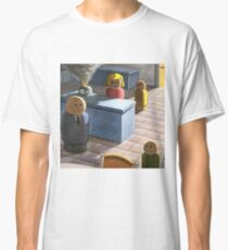 Sunny Day Real Estate- Diary Classic T-Shirt