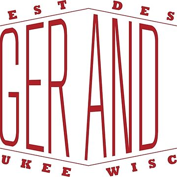 Metzger and Sons Brand - Good Land Red by MetzgerAndSons