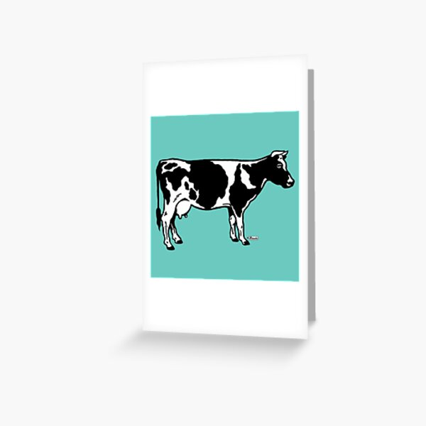 Let's Hear It for Cows! Greeting Card