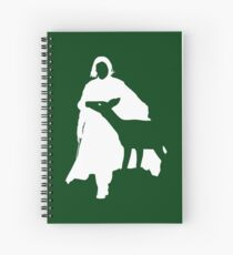 Snape Doe Spiral Notebook