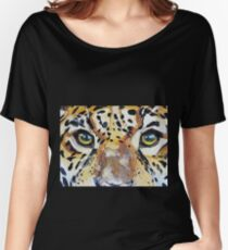 Visions of the Jaguar People Women's Relaxed Fit T-Shirt