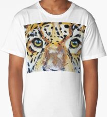 Visions of the Jaguar People Long T-Shirt