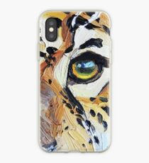 Visions of the Jaguar People iPhone Case