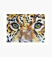 Visions of the Jaguar People Art Print