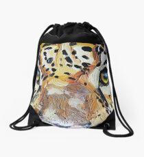Visions of the Jaguar People Drawstring Bag