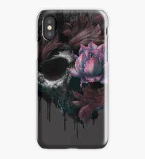 Death Blooms iPhone Case/Skin