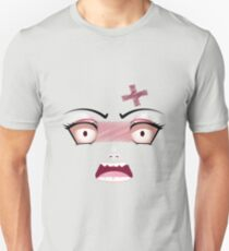 Unhappy Face 6 Unisex T-Shirt