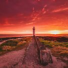 Griffith Island Lighthouse - Centered by hangingpixels