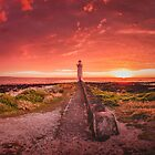 Griffith Island Lighthouse - Centered Landscape by hangingpixels