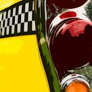 Checker Cab by James Howe