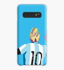 Messi Hülle & Klebefolie für Samsung Galaxy