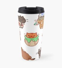 Form Nyaatron! Travel Mug