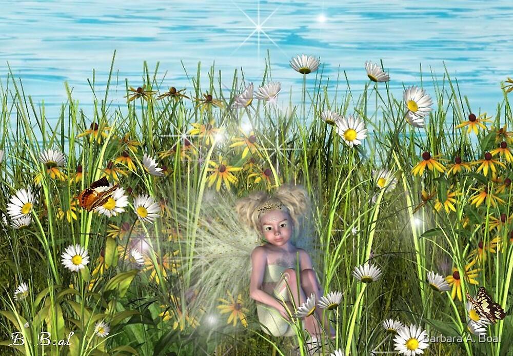 Little Miss Sunshine by Barbara A. Boal
