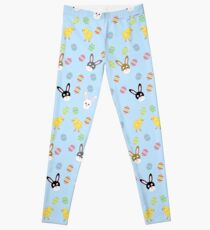Easter Eggs-travaganza Leggings