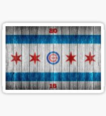 Cubs 2016 Champions Sticker