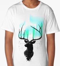 Northern Lights Long T-Shirt