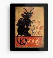 Merry Krampus! Metal Print