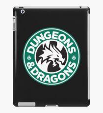 Dungeons & Dragons iPad Case/Skin