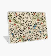 Medieval floral pattern – State Library Victoria Laptop Skin
