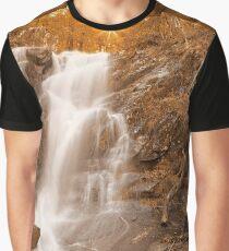 Golden Arch Hour Falls Graphic T-Shirt