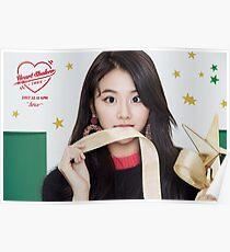 TWICE (트와이스) Heart Shaker - Chaeyoung (채영) Poster