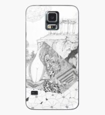 the shifting of times Case/Skin for Samsung Galaxy