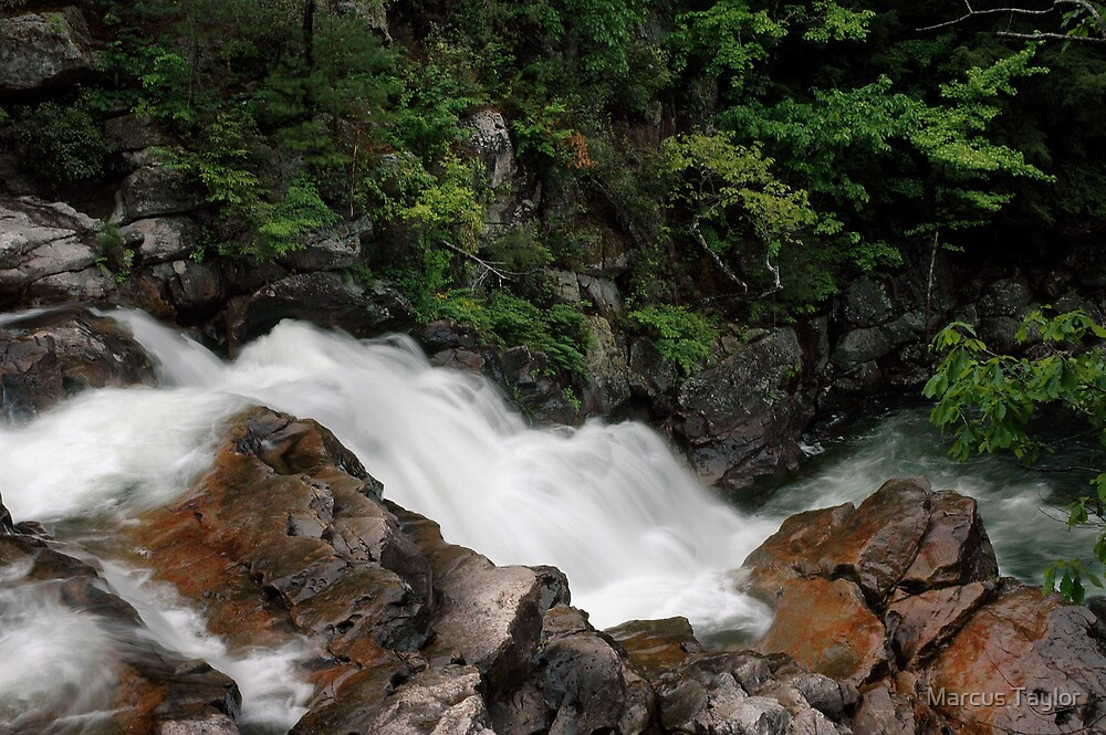 Jack's River Falls by Marcus Taylor