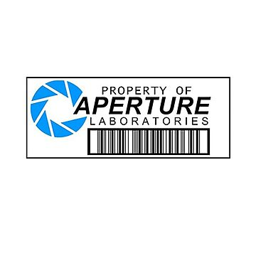 Property of Aperture Labs by FlassidRooster