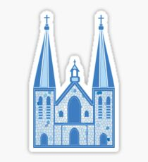 Villanova Church Sticker