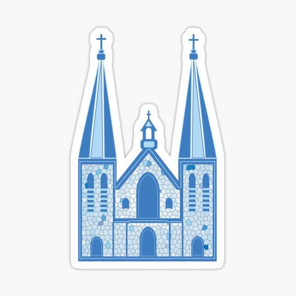 Villanova Church Sticker