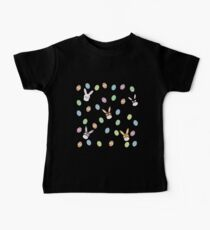 Easter Bunnies with Easter Eggs Baby Tee