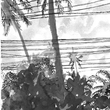 Koh Samui 01BW by Pauldesigns68RB