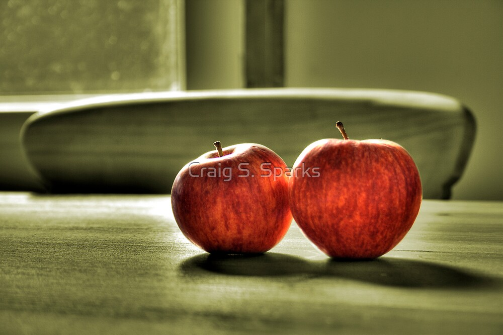 Apple Rendezvous by Craig S. Sparks