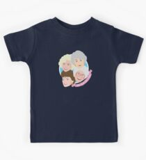 The Golden Girls Thank You For Being A Friend Kids Tee
