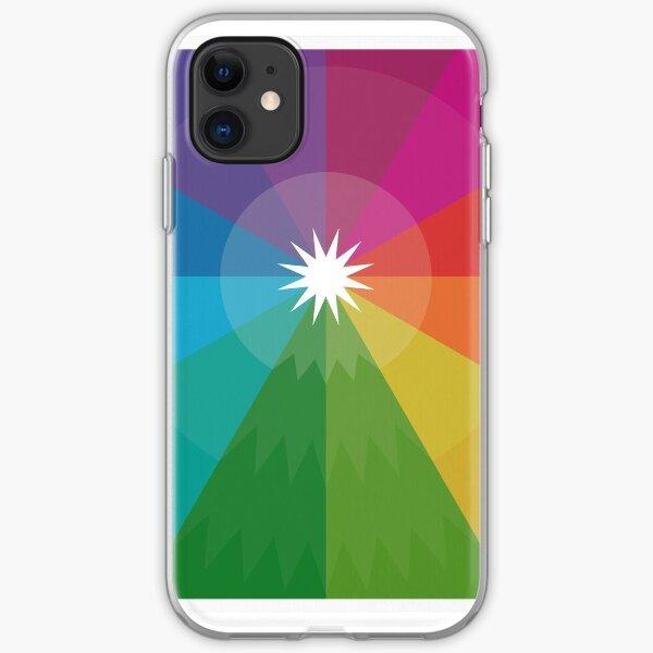 Happy Hue-lidays! iPhone Soft Case