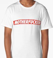 Motherfucker - Shirt Long T-Shirt