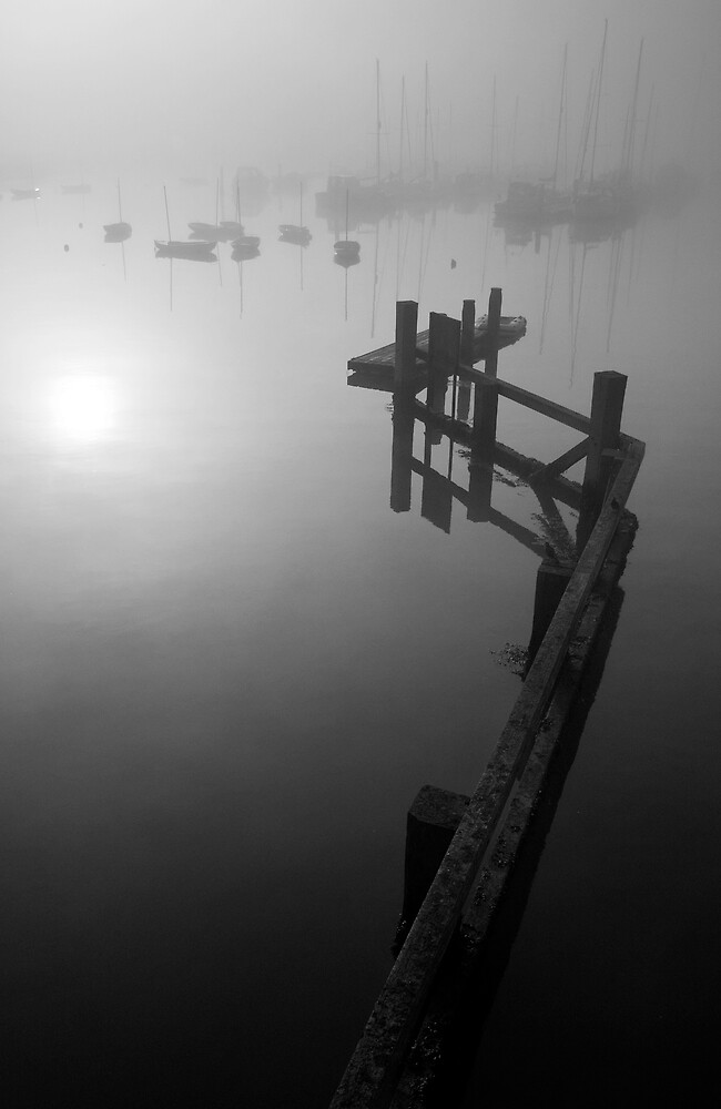 Jetty I by algo