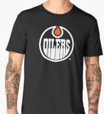 Oilers Logo Merchendise Men's Premium T-Shirt