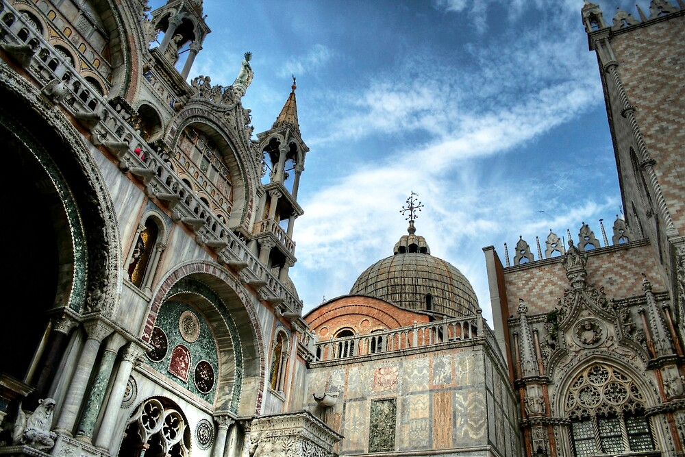 Beauty of Venice - Basilica Di San Marco  by almeshal