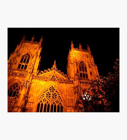 The Minster - York Photographic Print