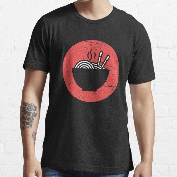 Retro Japanese Ramen Icon Essential T-Shirt