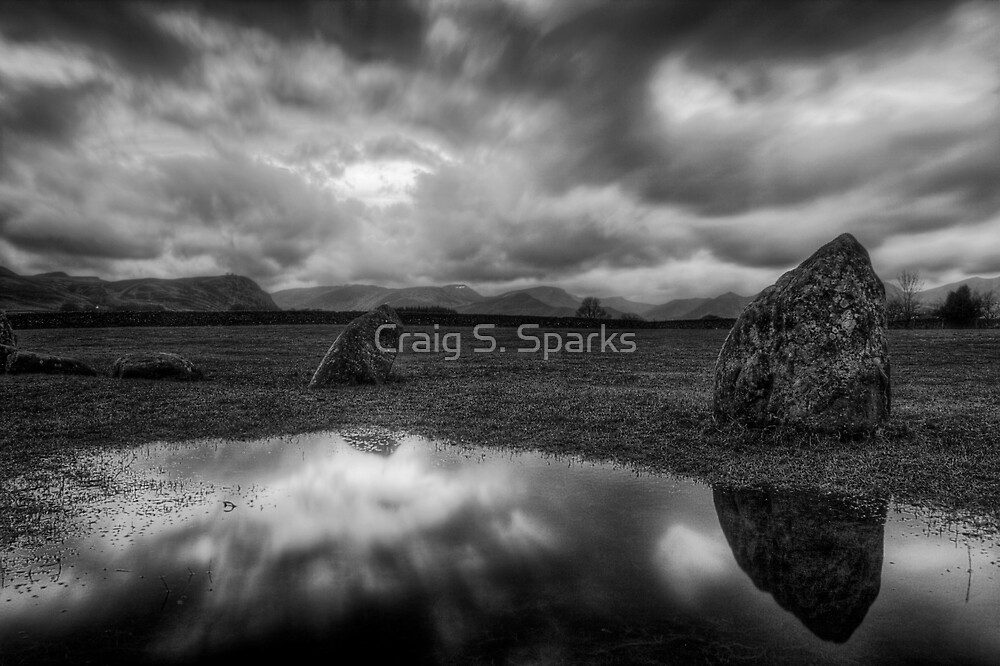 Castlerigg Stone Circle by Craig S. Sparks